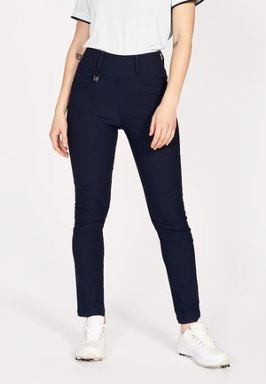 EMBRACE P - Chinos - navy