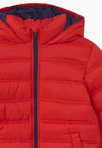 Benetton - BASIC BOY - Zimní bunda - red - 2