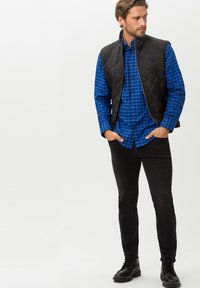 BRAX - STYLE DRIES - Shirt - blue - 1