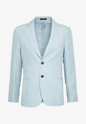 GENTS TAILORED FIT JACKET - blazer - light blue