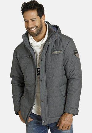 JUHAPEKKA - Winter jacket - anthrazite
