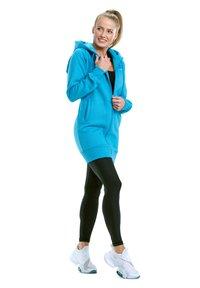 Winshape - Zip-up hoodie - sky blue - 2
