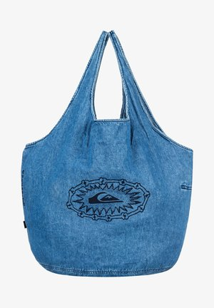 Tote bag - aged blue