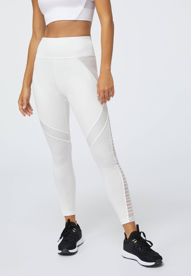 Collant - white