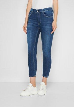 MEG - Jeans Skinny Fit - dark blue