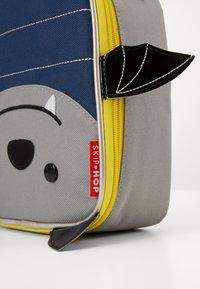 Skip Hop - ZOO LUNCHIES BAT - Handbag - blue/grey - 3