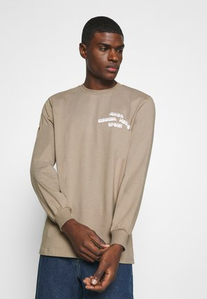 ZONE UNISEX - Long sleeved top - driftwood