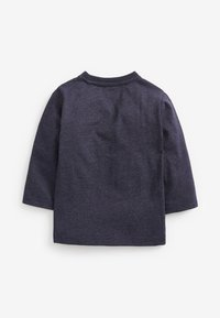 Next - LION POCKET - Print T-shirt - blue - 1