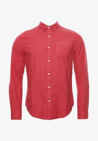 Superdry - LINE DRIED OXFORD - Shirt - preppy red - 3