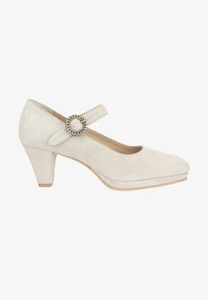 Classic heels - natur