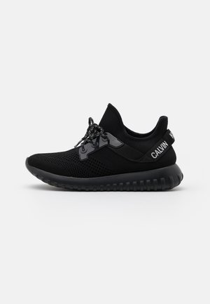RONETTE - Trainers - black/silver