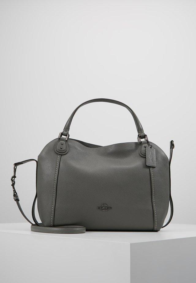 EDIE  - Handbag - heather grey