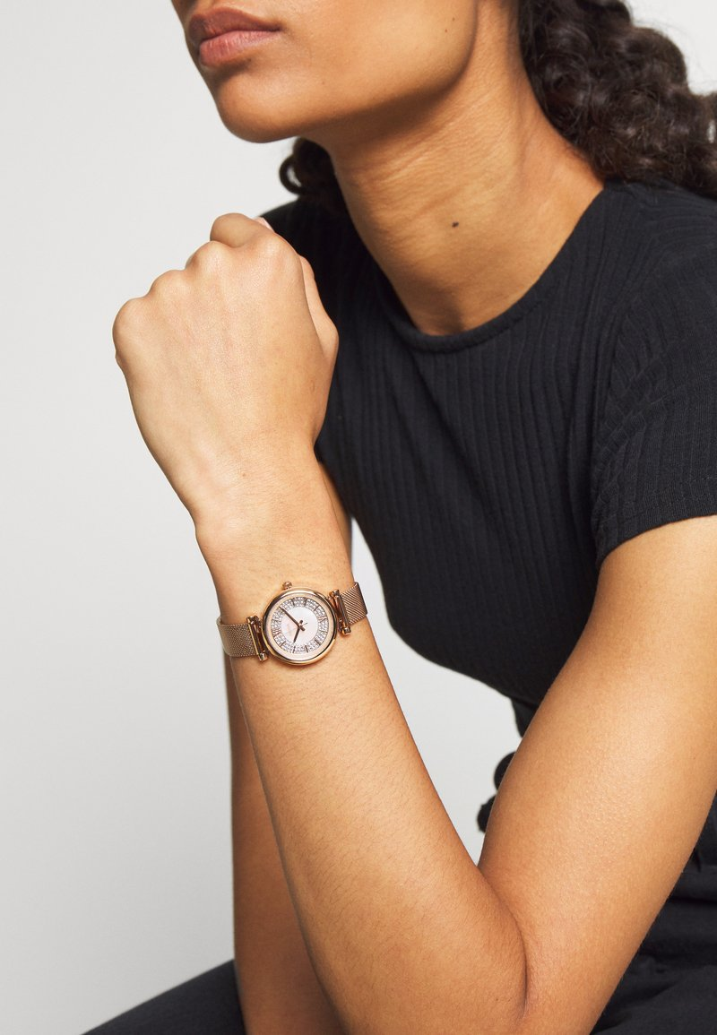 Fossil - CARLIE MINI - Klokke - rose gold-coloured