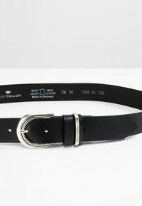 TOM TAILOR - Belte - black - 3