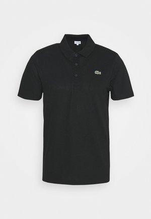 CLASSIC KURZARM - Polo - black