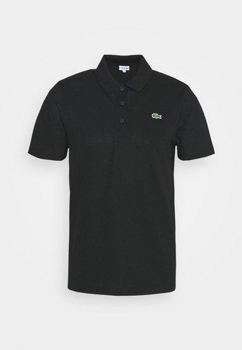 CLASSIC KURZARM - Polo shirt - black