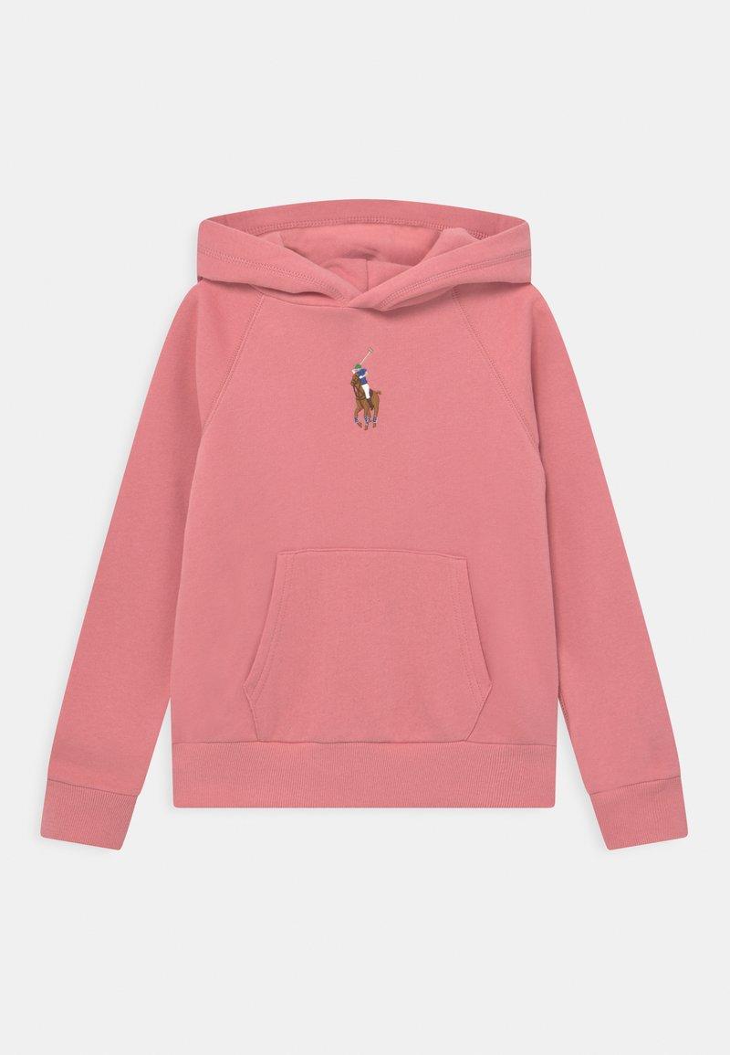 Polo Ralph Lauren - HOOD - Sweat à capuche - desert rose