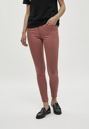 LOLA  - Jeans Skinny Fit - old rose