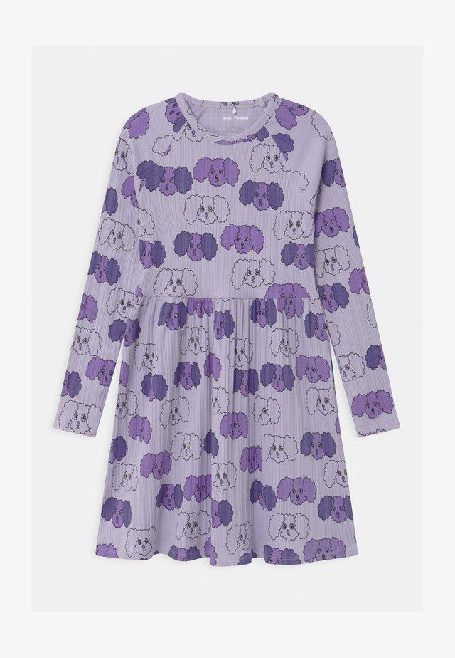 BABY FLUFFY DOG - Jerseykjole - purple