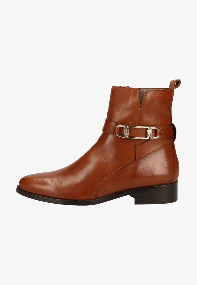 Bottines - cuoio