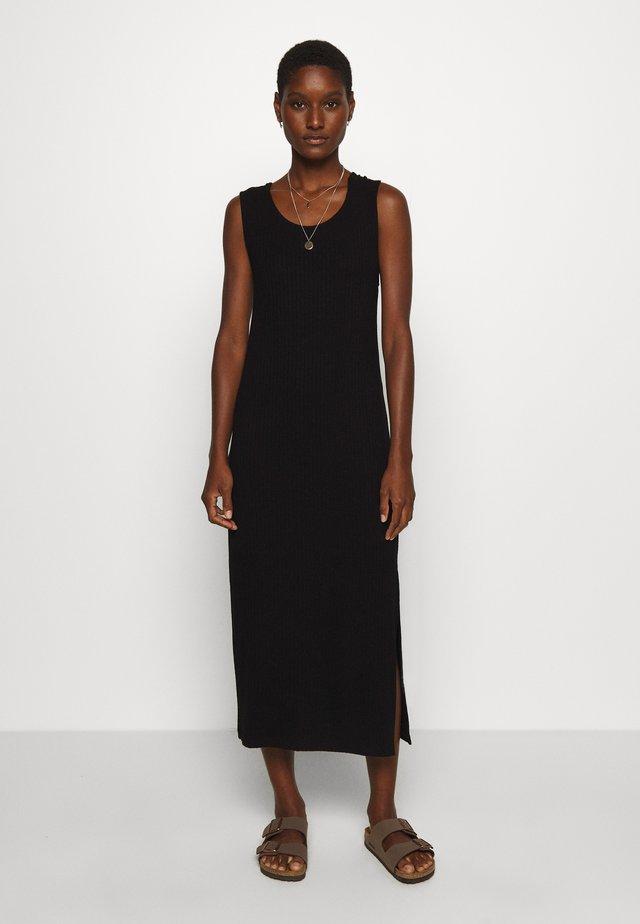 WELDO - Jersey dress - black