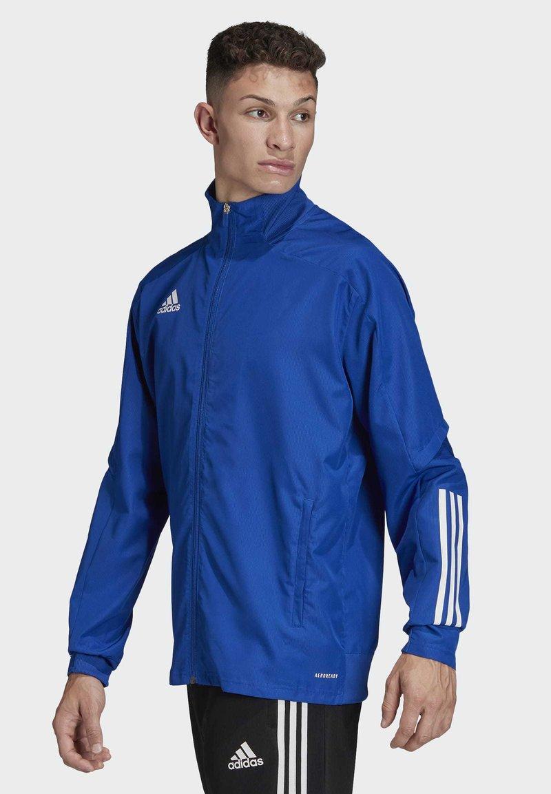adidas Performance - CONDIVO 20 PRESENTATION TRACK TOP - Training jacket - team royal blue
