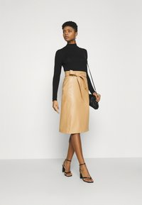 Soaked in Luxury - ANABEL SKIRT - A-line skirt - incense - 1