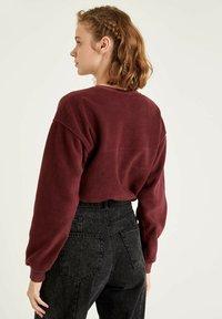 DeFacto - Sweatshirt - bordeaux - 2