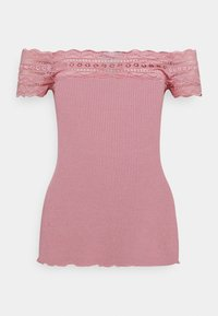 Rosemunde - Print T-shirt - zephyr rose - 0