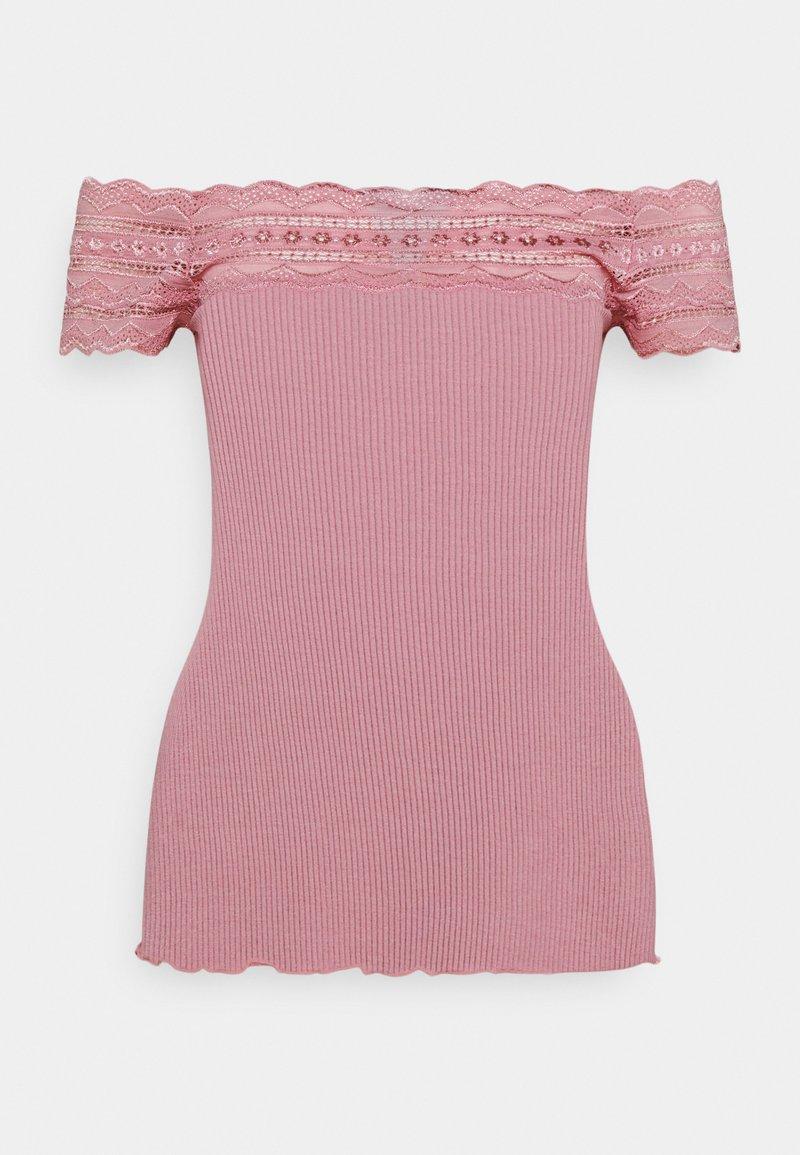 Rosemunde - Print T-shirt - zephyr rose