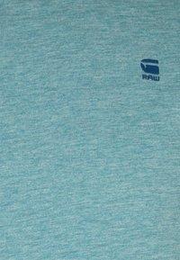 G-Star - BASE - T-shirt - bas - bright nickel - 2