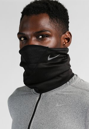 THERMA SPHERE ADJUSTABLE NECK  - Snood - black/tumbled grey/metallic silver