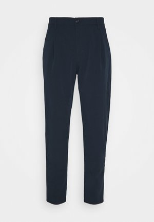 PANTALONE CASUAL - Trousers - blue