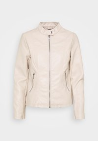 ONLMELISA  - Faux leather jacket - moonbeam