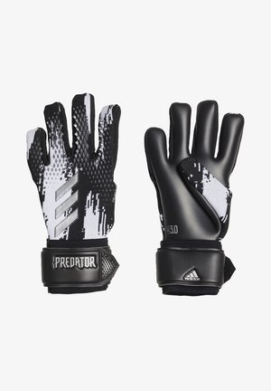 PREDATOR LEAGUE - Goalkeeping gloves - black