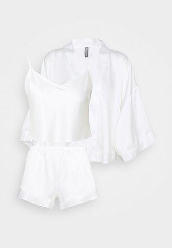 SET - Pyjama set - off white