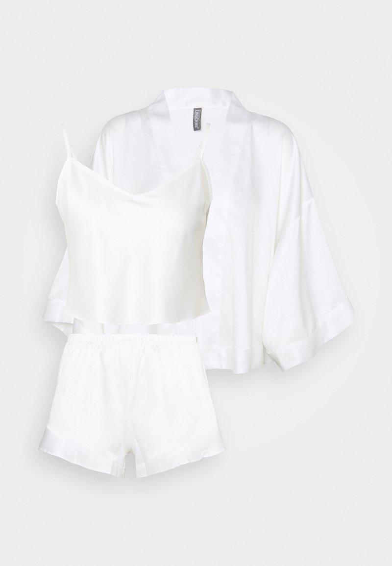 LingaDore - SET - Pyjama set - off white