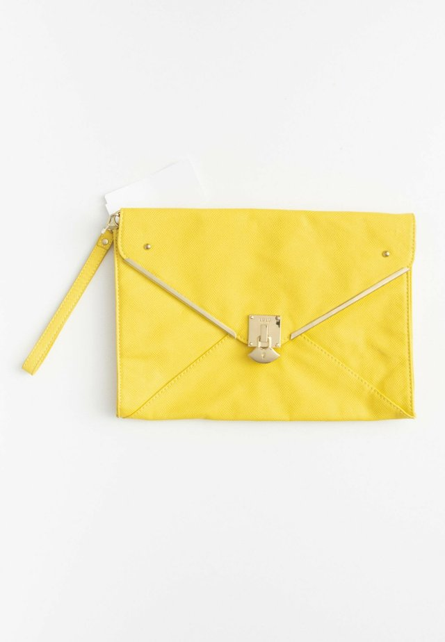 Clutch - yellow