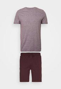 Pier One - Pyjama set - bordeaux - 5