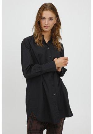 BYGAMZE - Button-down blouse - black
