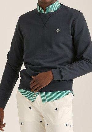 Sweatshirt -  old blue
