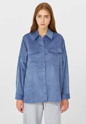 Summer jacket - dark blue