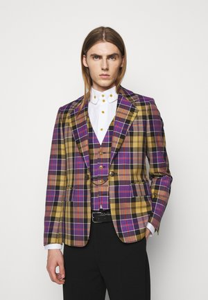 WAISTCOAT JACKET - Giacca - purple