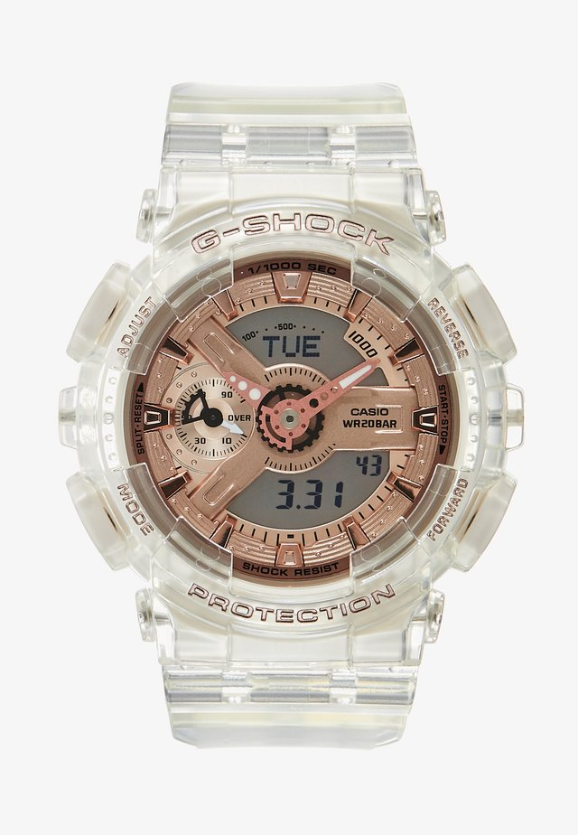 GMA-S110SR-7AER - Digital watch - rosa