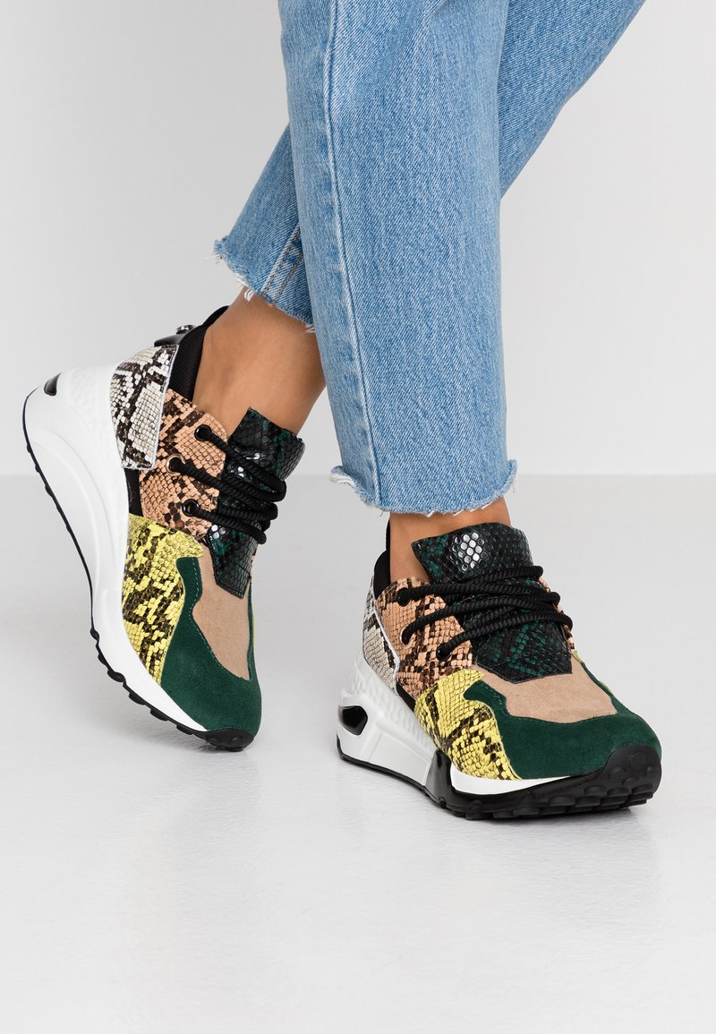 Steve Madden - CLIFF - Sneakers - green