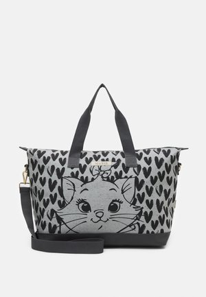 THE ARISTOCATS MARIEMOVE WITH LOVE - Shopping bag - grey