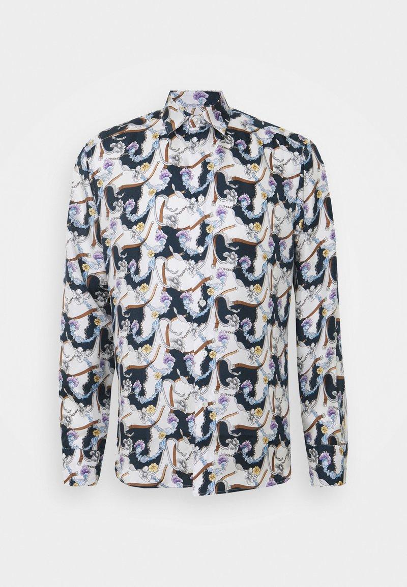 Eton - SOFT CHANDELIER - Overhemd - blue silk