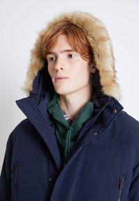 Levi's® - WOODSIDE LONG UTILITY  - Winter coat - nightwatch blue - 5