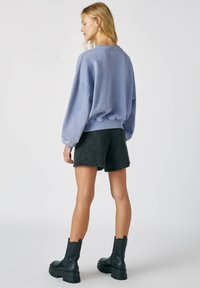 PULL&BEAR - Sweatshirt - mottled blue