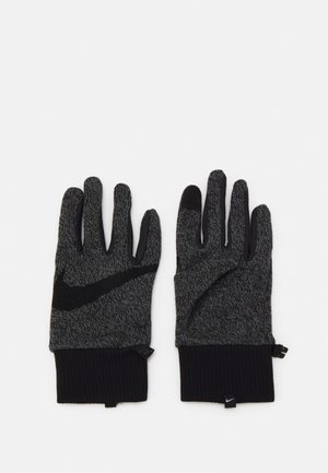 MEN'S HYPERSTORM KNIT GLOVES - Fingervantar - smoke grey/black/black